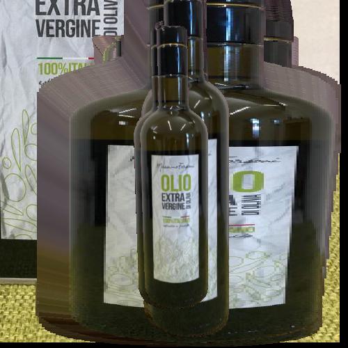 Olio Extravergine di Oliva 100% Italiano